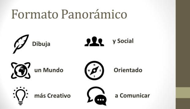 Formato Panorámico